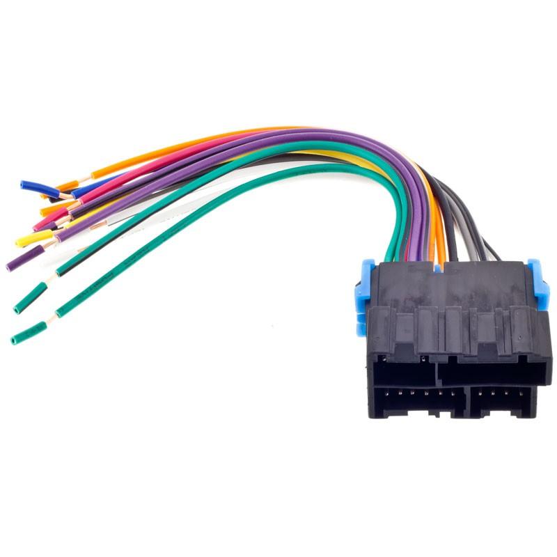 Metra 70-1858 Radio Wiring Harness For GM 88-05 Harness eBay