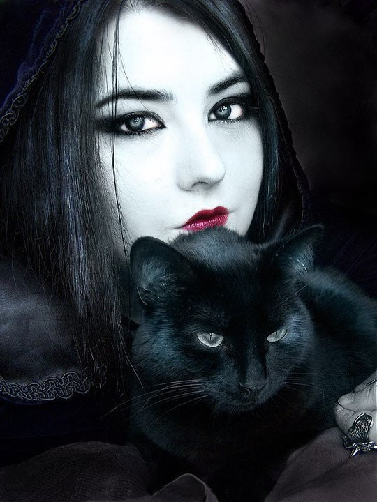 Goth Girl Wallpaper Gothique