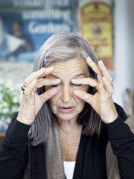 Austrian photographer Elfi Semotan