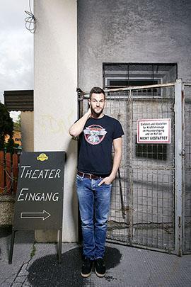 Austrian Comedian Paul Pizzera