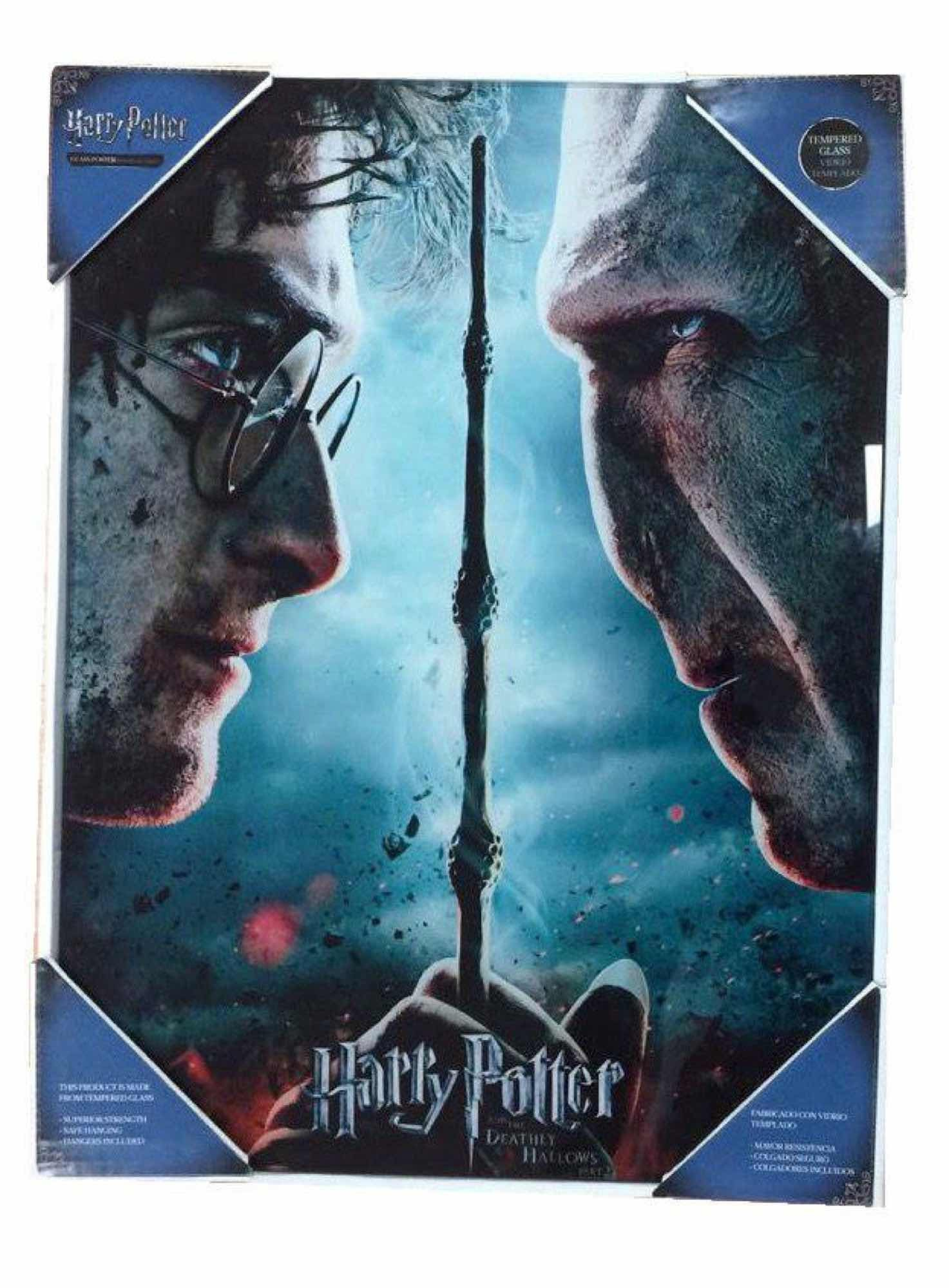 Wand Poster Xxl Box Poster Harry Potter Voldemort 30x40cm Originates From Harry