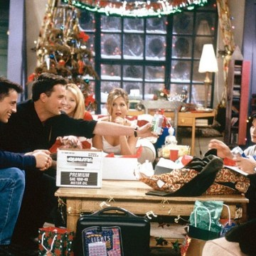 Friends Christmas