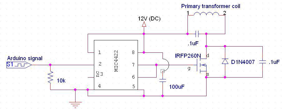 Easy High Voltage ReiBotorg