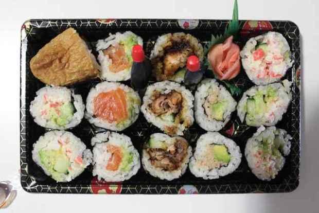 Sushi Party in Australien