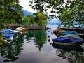 Montreux - Sportboothafen