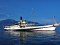 Montreux - Dampfer