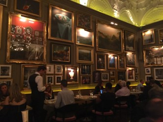 Berners Tavern: en favoritt-restaurant i London