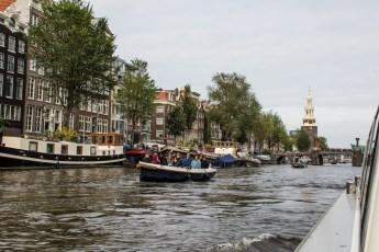 Kanalcruise Amsterdam