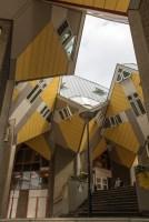 Kubehusene i Rotterdam