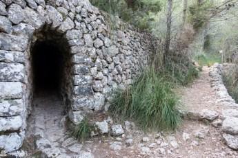 Kultivert landskap over mange hundre år, Terra de Tramuntana, Mallorca