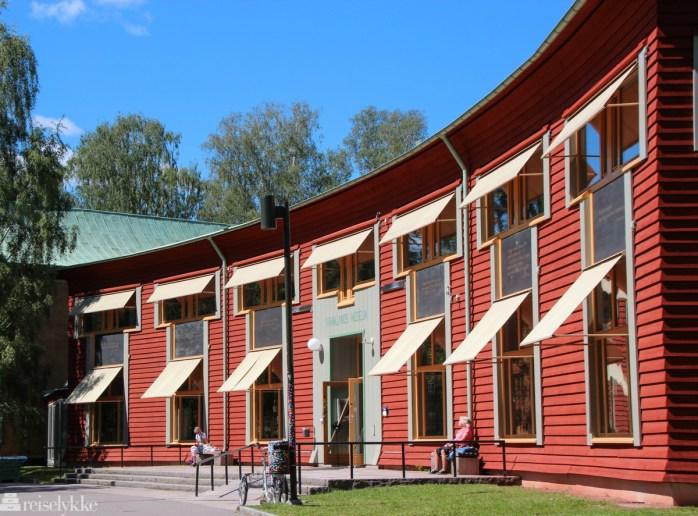 Värmlands museum inngang
