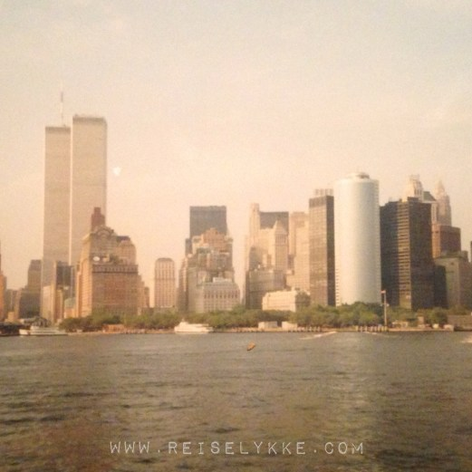 New York Skyline før 9/11
