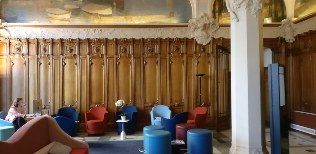 Lyon Centre Accorhotels Review: Mercure Lyon Centre Chateau Perrache