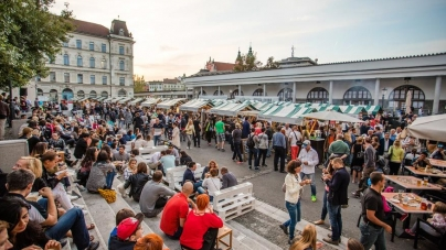 Eettip in Ljubljana: Sloveense smaken op Open Kitchen