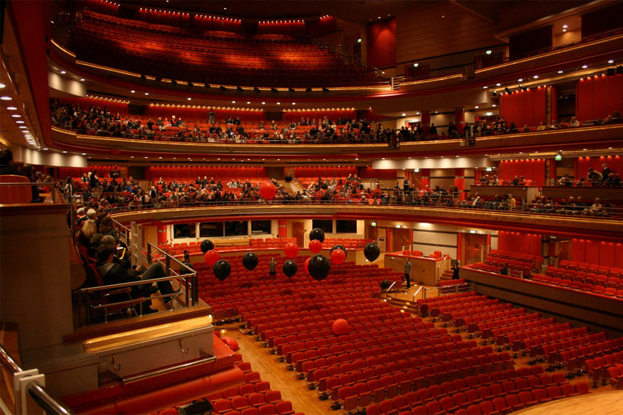 De Symphony Hall © Sas & Marty Taylor via Flickr Creative Commons