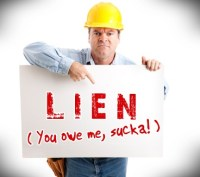 Understand Lien Holders