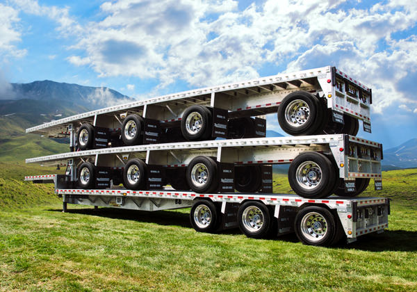 Fontaine Flatbed Wiring Diagram Flatbed Trailer Diagram