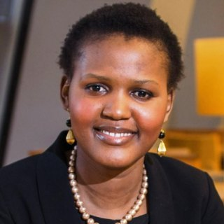 Vivian Onano, a Kenyan and youth advisor at UN Women has been on the fore front to ensuring that the rights to education for girls are met.[Picture: Courtesy]