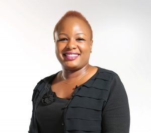 Maryana Munyendo, founder and lead trainer of Simba Safe and Missing Child Kenya. Picture:Courtesy