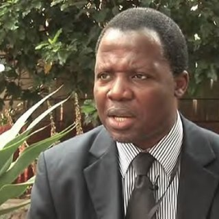 Dr. Fred Bukachi a cardiologist and lecturer at the University of Nairobi