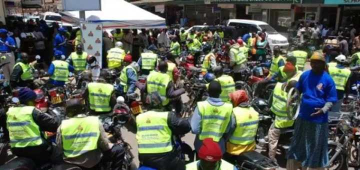 Bodaboda operators have made transport easier for remote parts of the country.However, they are also blamed for the increasing number of early pregnancy and school drop out for girls. Picture:David Mbewa