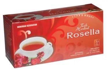 teh-rosella-merah