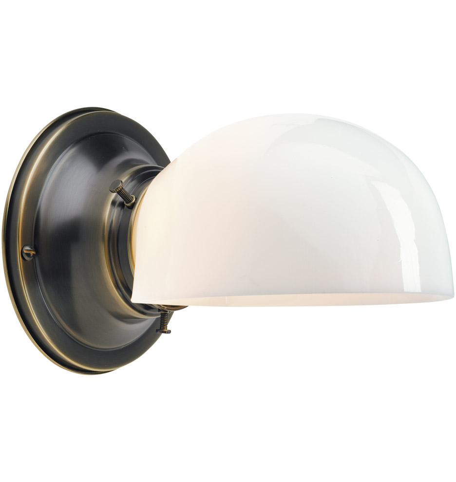 Rejuvenation Lighting Fixtures Thurman Wall Sconce | Rejuvenation