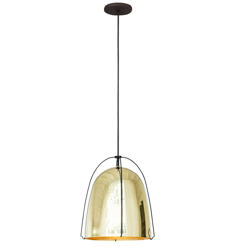 Rejuvenation Lighting Fixtures Haleigh Wire Dome Pendant - 12 In | Rejuvenation