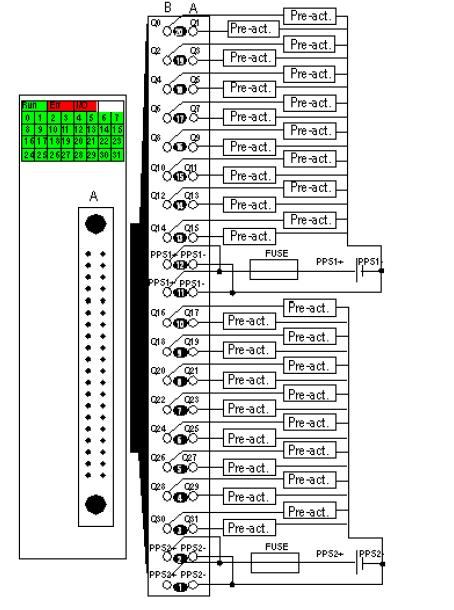 belajar wiring diagram plc