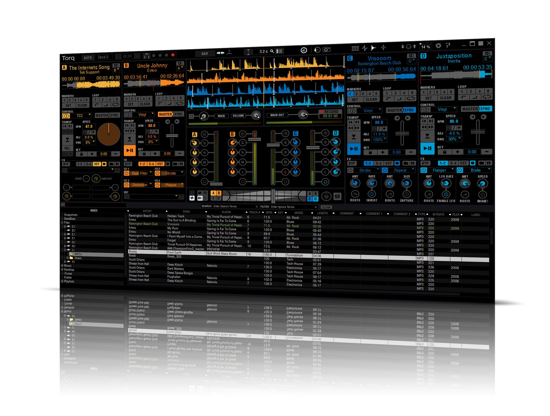 Garageband Crossfade Avid Announces Venom Torq 2 Eleven Rack Expansion Pack
