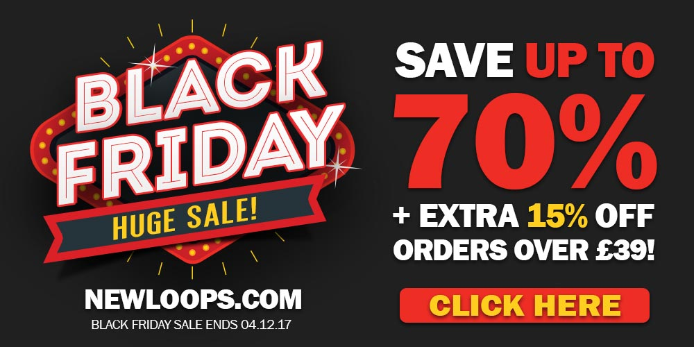 Black Friday Sale 2017 New Loops Black Friday Sale 2017 – Up To 70% Off