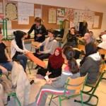 FOTO: U džamiji Ćurčnici održano predavanje za učenike osnovnih i srednjih škola na temu hidžaba