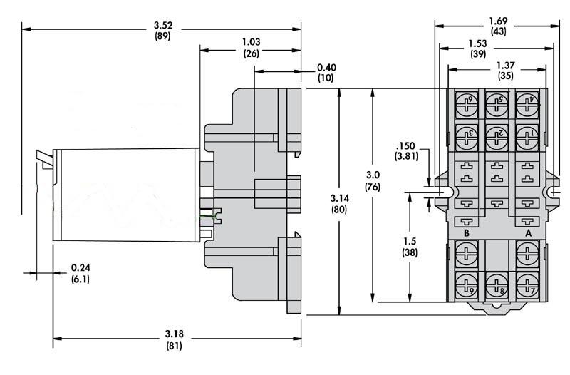 Relay Base Wiring Diagram - Auto Electrical Wiring Diagram on 8 pin relay diagram, magnetic float level sensor diagram, electrical relay 8501 diagram, potter brumfield relay diagram, 11 pin octal relay diagram, 11 pin relay base diagram, off delay timer circuit diagram, 11 pin socket diagram,