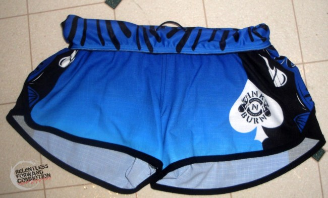 INB Run or Die shorts