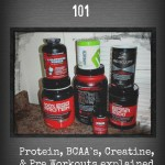 Sports Supplementation 101– Protein, BCAA's, Creatine, & Pre Workouts explained
