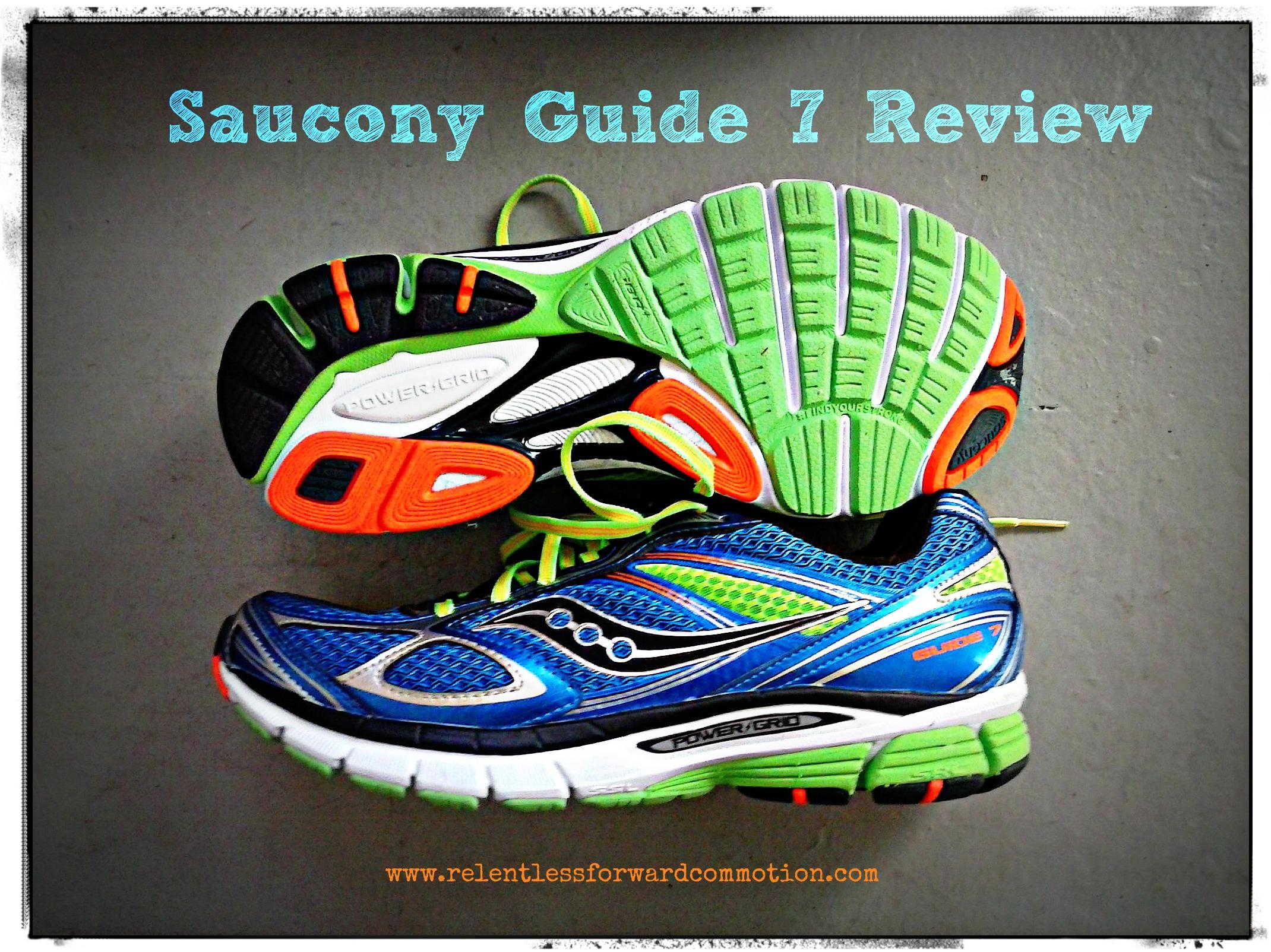 Saucony Guide 7