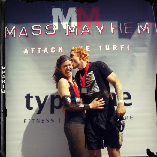 Mass Mayhem Geoff Heather
