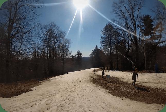 Mass Mayhem snow
