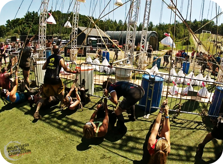 Boston Spartan Sprint Herculean Hoist