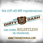 The Dirty Dash (& Discount Code)