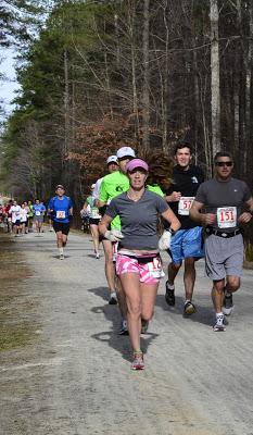 Umstead Trail Marathon