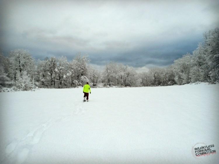 snowshoe Geoff