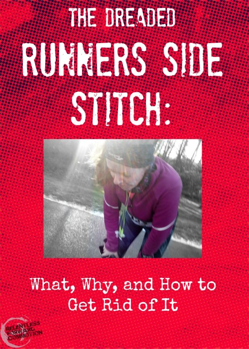 Runners Side Stitch