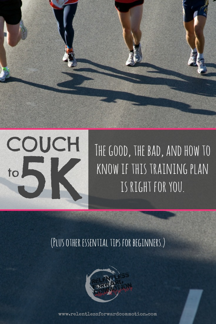 Couch To 5k Xls Couch To 5k The Good The Bad How To Know If This Training