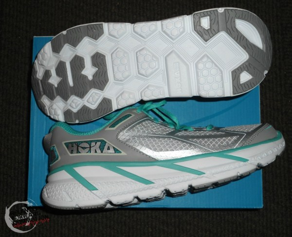 Hoka Clifton Teal