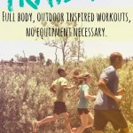 Trail Fit: Full Body, No Equipment Necessary, Outdoor Workouts.