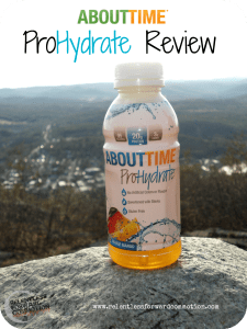 About Time ProHydrate Review