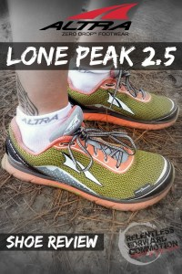 Altra Lone Peak 2.5 Review