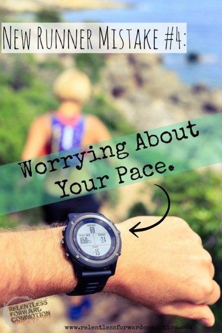 Worrying About Your Pace
