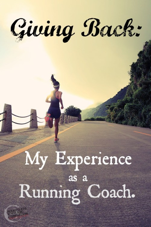My Experience as a Running Coach